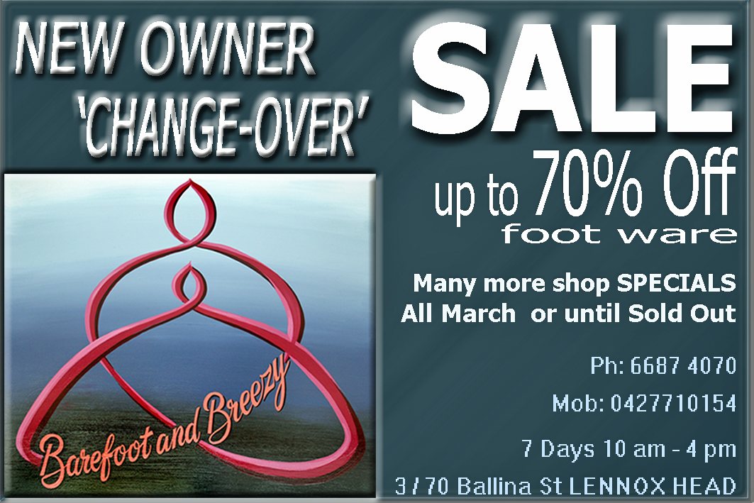 Barefoot & Breezy Sale2A